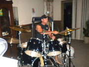 Tony On Drums