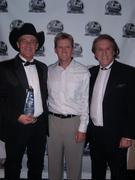 Me and Jason and Gene Higgins
