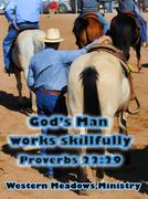 God's Man works skillfully