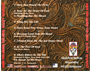 CD Have You Heard The News Riny Horst Back Cover