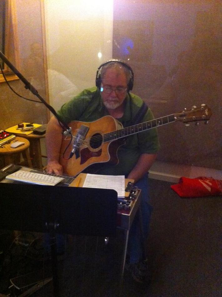 David Johnson- AC gtr/ banjo/ fiddle/ steel/ dobro/ mandolin