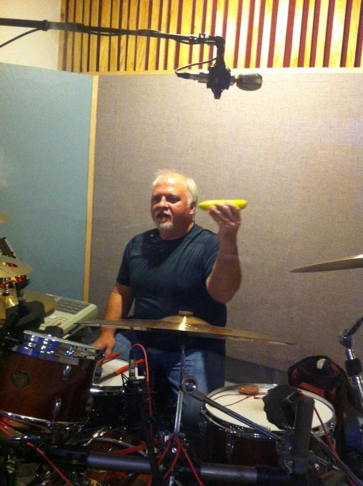 Tony Creasman- Drums/ percussion