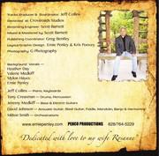 CD Back Credits