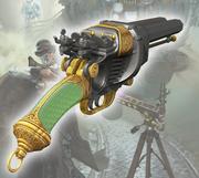 Flintlock pistol copy copy