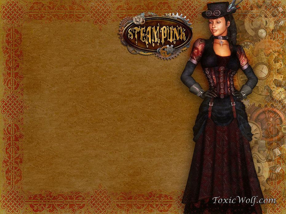 Richard Shayne Steampunk photos