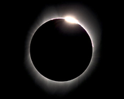 The Great American Total Solar Eclipse - Diamond Ring