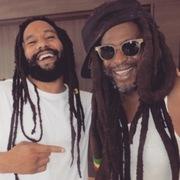 Kymani Marley & David Hinds of Steel Pulse