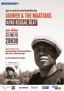 JAHWEH & The MAATIANS (Afro-Reggae-Beat) en LIVE le 27/09/13 Centre Curial
