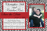 Save the Dates and Invitations