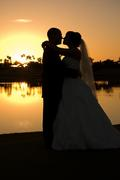 Sawana & Eli at Sunset