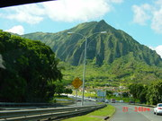 mountains in hawaii