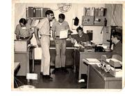 Vulcan Personnel Office 1974