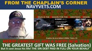 FROM THE CHAPLAIN'S CORNER AT NAVYVETS.COM