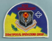 193RD F.D. PATCH