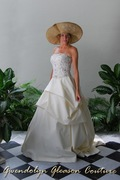 1718# MAGNOLIA Corset & Skirt
