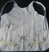 Anthropomorphic Sewing Apron