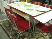 Retro Kitchen Table Collinsville Antiques Company of New Hartford, CT