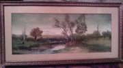 vintage landscapes