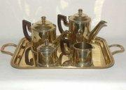 German Art Deco tea and coffee service 1930s