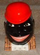 jazz man cookie jar mc/me productions