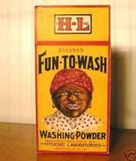 vintage fun to wash box