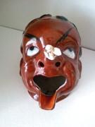 japan figural ashtray