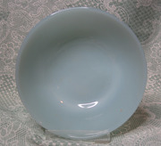Turquoise Fire-King Vegetable Bowl
