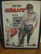 Geant (Giant) Movie Poster Original?