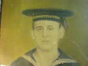 19th century Sailor USS Constellation