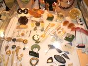 Jewelry at the Novi Antique Market