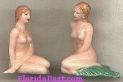 "Pair of 1960s Mermaids ""ROADSIDE FLORIDA"""