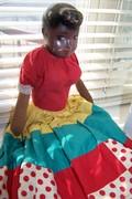 vintage black americana composition head doll