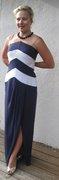 Bill Blass Evening Dress