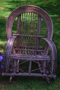 Nearly Antique 5 Pc Twig Furniture Set