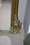 Original Victorian / Louix xv 7 ' Mirror