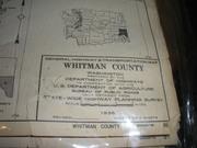 washington state 1936 Highway MAPS