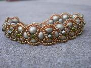 Swirls And Pearls