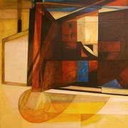 Piani Dimensionali  tecnica mista  150x150  2010