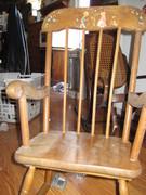 childrens rocking chair w/music