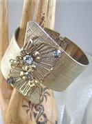 Vargas Clamper Vintage Bracelet