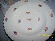 Set of Two Clarice Cliff Devonshire Bowls