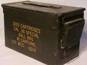 Ammunition Ammo Box
