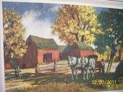 Wolcott Art Prints Vintage