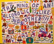 """""""The Mind of an Alcoholic is Like No Other""""  by Parker L. Feb. 2011"""