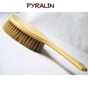 Pyralin Celluloid Boar Bristle Hair Brush