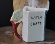 Witch Craft Thorley China Mini Pitcher