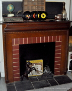 Fireplace Mantle (Faux)