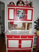 My Grandmothers Hoosier Cabinet