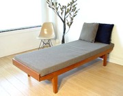 Danish Modern Daybed Closed-SOLD