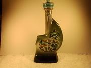 Jim Beam Bottle 1968 Hemis Fair tower San Antonio Tx